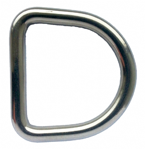 316 Stainless Steel D Ring